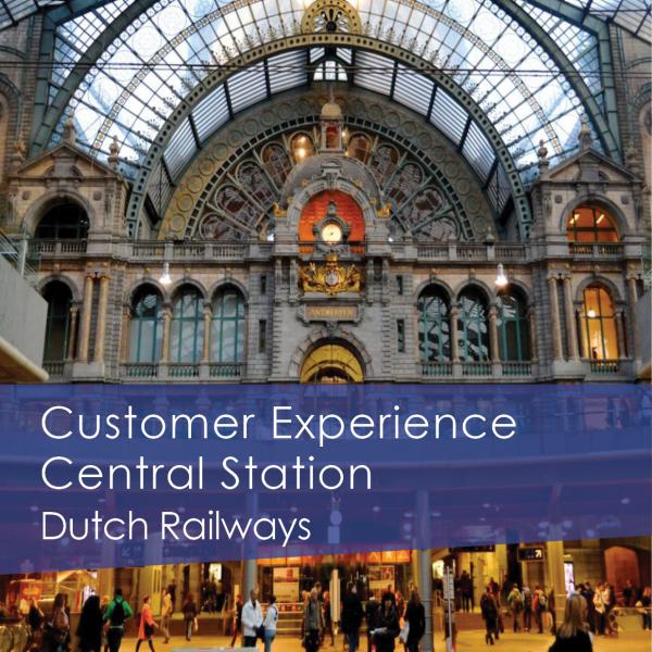 Customer Experience Central Station – Nederlandse Spoorwegen