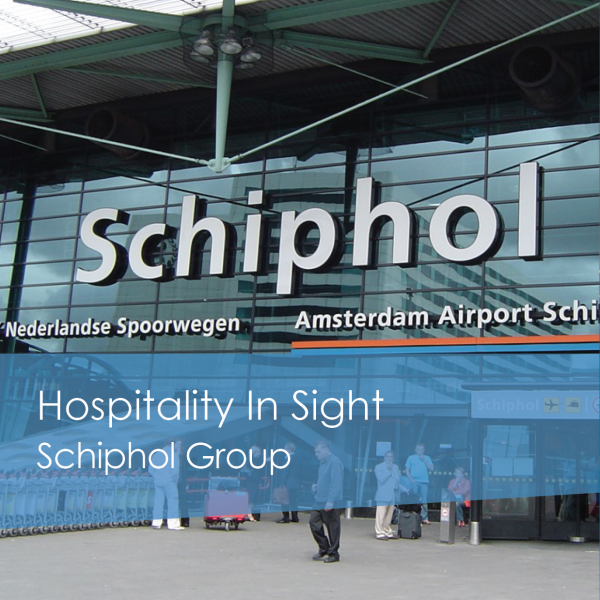 Hospitality In Sight – Schiphol