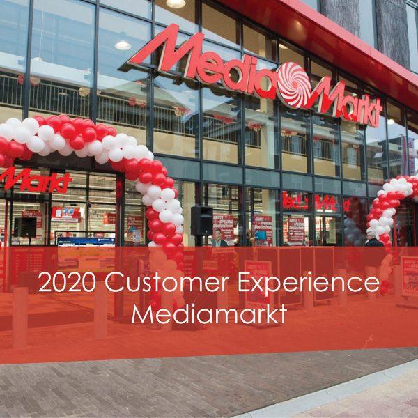2020 Customer Experience – Mediamarkt